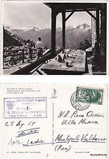 # RIFUGIO TUCKETT COL CARE' ALTO E LA PRESANELLA - C.A.I. TRIDENTINI   1951