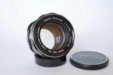 Pentax  Super Takumar  50mm f 1,4   M42    8 elementi