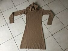 Robe STEFANEL taille 36/38 laine grand col