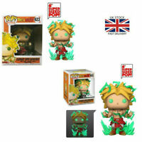 Funko POP DRAGN BALL LEGENDARY SUPER SAIYAN BROLY #623 Action Figure Model Toys