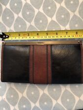 Fossil Leather Purse  Unused