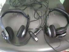 Logitech Headphones 2 Sets
