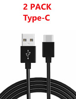 2x Samsung Galaxy Tab A 10.1 2019 USB 3 /6 /10Ft Data Sync Cable Charger Type C