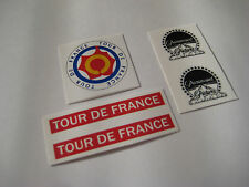 Corgi GS13 Renault Tour De France  Stickers - B2G1F