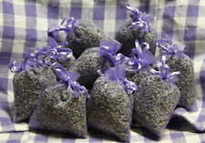 5 x Organza Lavendelsäckchen mit echtem französischem Lavendel Duftkissen 5 x10g