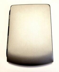 Palm Pilot (PDA) Black Aluminum Case For Palm V, Vx (5, 5x)