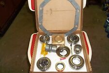 1963-1979 Corvette Rear End Differential Kit- Deluxe with posi clutch plate kit