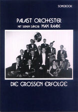 Max Raabe Palast Orchester Große Erfolge Songbook Noten