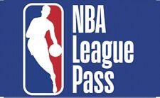 🏀NBA League Pass Premium (US) (12 Months Warranty) RRP £250🏀