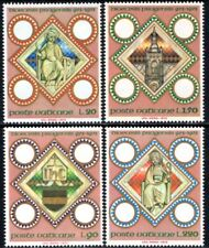 (Ref-12391) Vatican City 1973 Millenary of Prague Diocese SG.601/604 Mint (MNH)