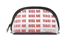 Victoria's Secret Kiss Me,Tease Me Make Up Bag
