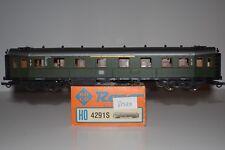 """HO Scale ROCO 4291S European DB """"Pike"""" 1st & 2nd Class Coach Passenger Car Y1534"""