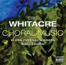 Eric Whitacre : Eric Whitacre: Choral Music CD (2010) ***NEW***