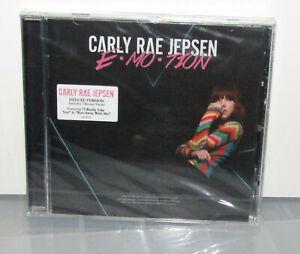 CARLY RAE JEPSEN -EMOTION CD ABUM ** NEW **
