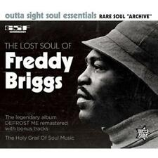 FREDDY BRIGGS – THE LOST SOUL OF (NEW/SEALED) CD