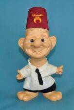 Vintage Plastic Shriner Piggy Bank