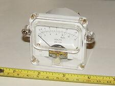 Sifam 1 mA medidor analógico de Panel Amperímetro FSD Vintage Década de 1970
