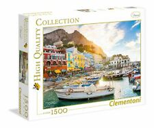 Clementoni - 31678 Collection - Capri - 1500 Pieces