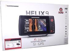 Humminbird Helix 9 SI HD GPS Sonar Chartplotter + Transducer - KVD Edition