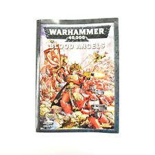 BLOOD ANGELS codex army book #1 Warhammer 40K