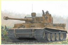"""Dragon 6820 1/35  Tiger """"131"""" Early Production s.Pz.Abt.504 (Tunisia)"""
