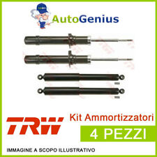 KIT 4 SHOCK ABSORBERS MULTIPLA 1.6 16V NATURAL BIPOWER FRONT AND REAR
