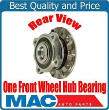 ONE 100% New Torque Tested Front Hub & Bearing Assembly for BMW 540i 97-03