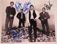 THE GUESS WHO Signed Autograph 8x10 Photo by All 4 Members   Burton Cummings +