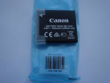 Batterie D'ORIGINE CANON NB-11LH 3.6V 800mAh 2.9Wh GENUINE NEW ACCU