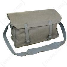 Original Unissued Danish Field Grey Canvas Medic Bag with Surplus Equipment Pack