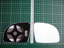 Außenspiegel Spiegelglas Ersatzglas VW New Beetle ab 1997-03 Re sph Kpl beheizt