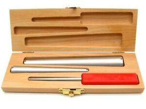 "DMT DCKF 6"" Three Size Knife Tool Sharpener Diamond Honing Cone Stone Kit"