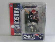 Tedy Bruschi New England Patriots McFarlane action figure NIB NFL PATS Football