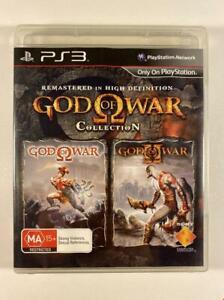 God Of War Collection PS3 GC PAL