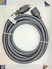 New Reliance Pc3020 Rvgenerator Cord Kit 20 Foot 104 4 Wire 30 Amp Twist Lock