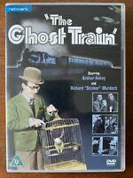 The Fantasma Treno DVD 1941 Britannico Film Horror Classico Con Arthur Askey