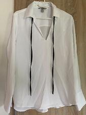 weiße bluse 40 Bluse Weiß H&M UNGETRAGEN TOP
