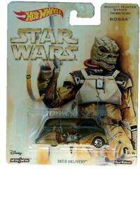 2017 Hot Wheels Star Wars Bounty Hunter Series #2 Deco Delivery