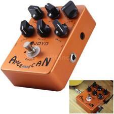 JOYO JF-14 American Sound Guitar Amp Simulator Effect Pedal AU Deliver H2C0