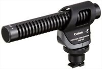 Canon stereo microphone DM-100 for iVIS HF10/HF100 from JAPAN NEW