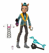 Monster High Clawd Wolf draculauras Sweet 1600 poupée de collection rare w9192