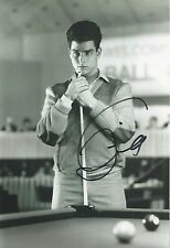 Tom Cruise Signed 12x8 Photo The Color of Money AFTAL OnlineCOA