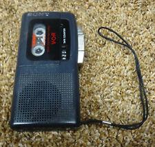 Sony VOR M-607V Voice Operated Recording Recorder Micro Cassette