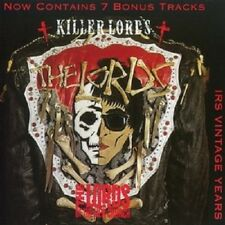 """LORDS OF THE NEW CHURCH """"KILLER LORDS"""" CD NEUWARE"""