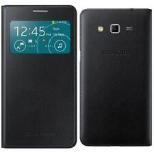 ORIGINALE SAMSUNG S Vista Custodia Flip Galaxy GRAND 2 Cellulare Cover Telefono Cellulare Vera