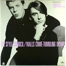 "12"" Maxi - The Style Council - Walls Come Tumbling Down! - A4469"