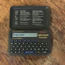 Franklin Tes-106 English-Spanish Travel Ace Translator