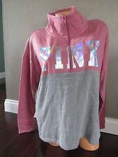 Victoria's Secret PINK Sweatshirt PINK  VS SIZE:LARGE
