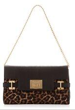 Michael Kors Animal Astrid Calfhair Clutch Bag