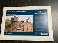 Suitable Marklin spur z scale/gauge. Archistories Water Tower Kit.